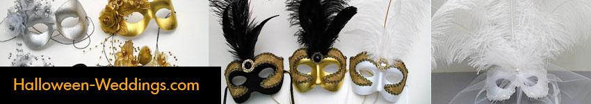 Halloween wedding – Halloween weddings masks