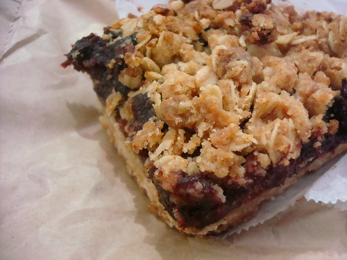 Date Bar from Greens, San Francisco