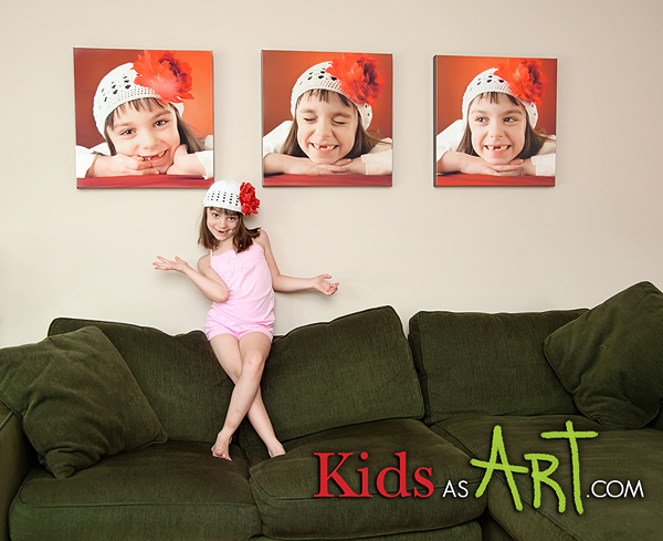 Kids As Art