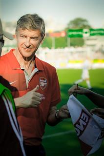 Arsenal FC (multiple photos)