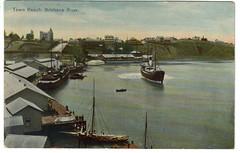 Town Reach Brisbane River