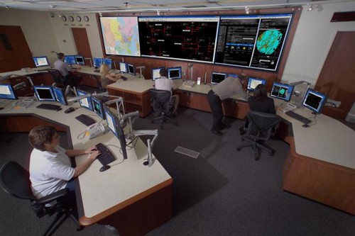 Electricity Infrastructure Operations Center  by PNNL - Pacific Northwest National Laboratory.