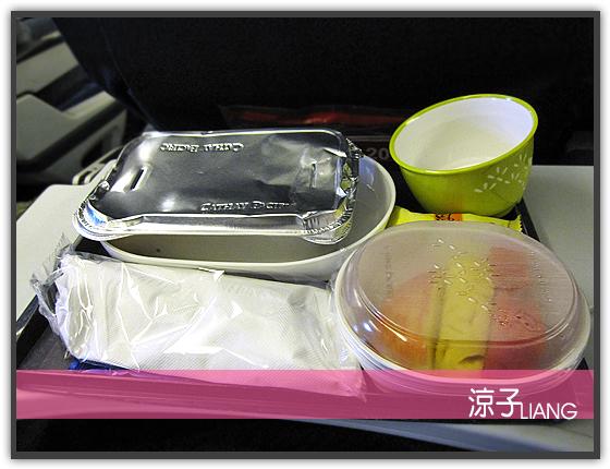 國泰航空 飛機餐01
