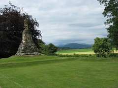 Black Watch Monument (mccann_joe) Tags: scotland perthshire dunkeld