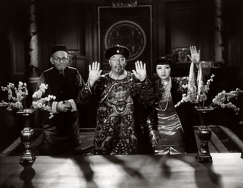 "Anna May Wong in ""Daughter of the Dragon"""