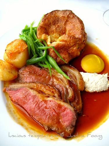Roast Sirloin of Welsh Black Beef - Roast, Borough