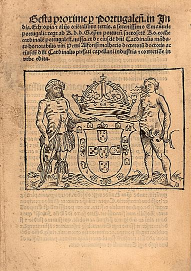 Dom Manuel I, Gesta Proxime per Portugalenses in India, Nuremberg, 1507