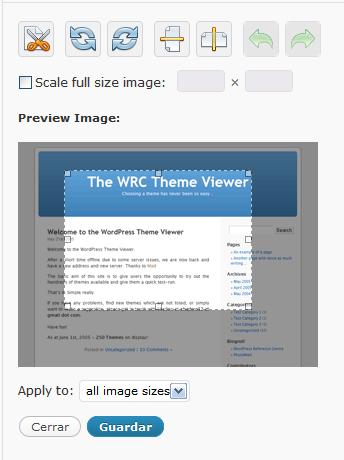 wordpress 2.9 novidades