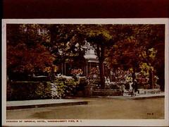 a1770 (Providence Public Library) Tags: veranda narragansett imperialhotel postcardcollection narragansettpier narragansettpierri rhodeislandimages pc7517