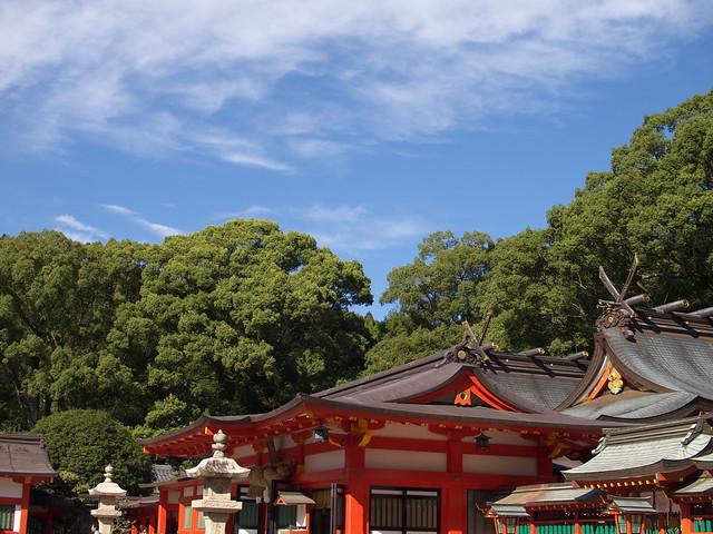 熊野速玉大社 Great shrine of Kumano hayatama