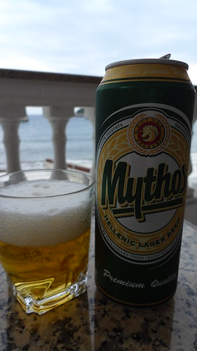 Mythos in a can