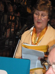 Pauline speaks to Liberal Democrat Conference