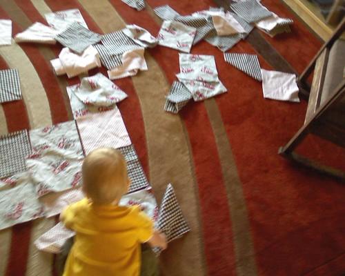 rag quilt five