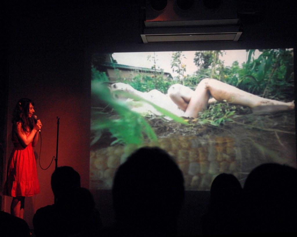 Terunuma Fareeza shows her photos @Photographers Summit 5