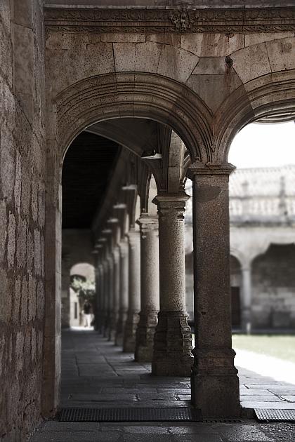 Salamanca Porticato Università