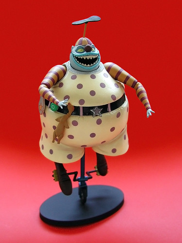 neca nightmare before christmas figure - series 5: clown (2006 ...