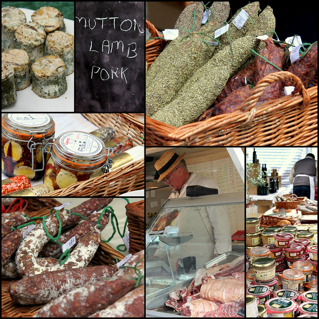 Farmers Market in Surbiton