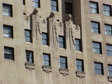 Intercontinental Hotel, Chicago