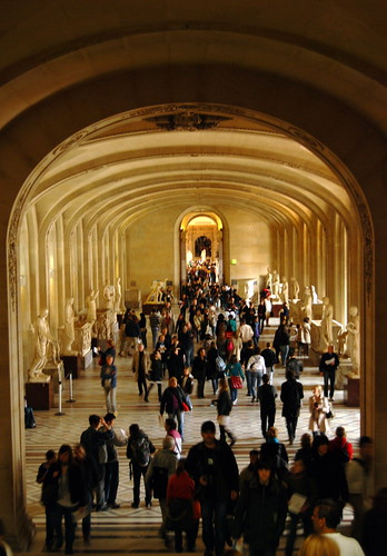 Louvre Sculpture Hall