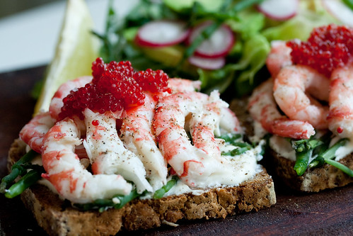 Swedish Shrimp Sandwich-11
