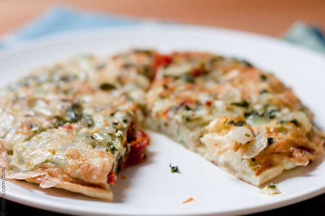Slice Frittata