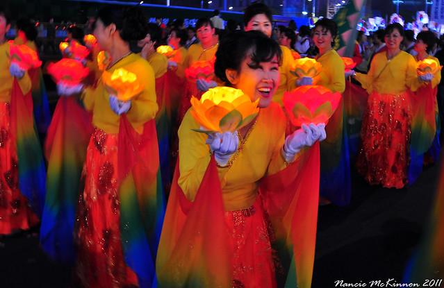 Lantern Parade, Buddha's Birthday, Seoul 2011