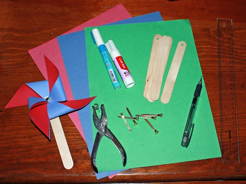 How to make Pinwheels Easily at thatswhatchesaid.com