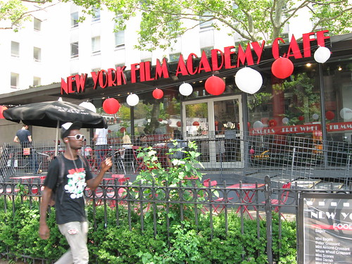 New York Film Academy Cafe at 51 Astor Place
