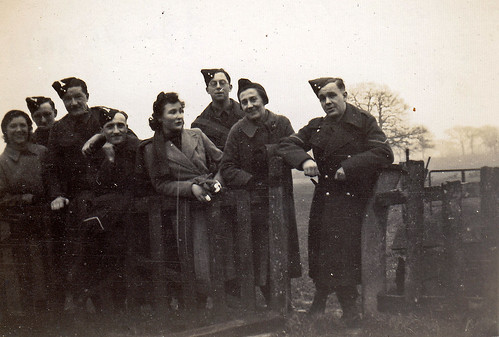 Burgess Hill, West Sussex. 26th January 1941.