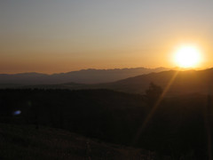 Sunrise (Penwells (historical), Montana, United States) Photo