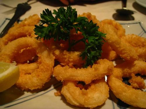 Fried Calamari - Il Fiore