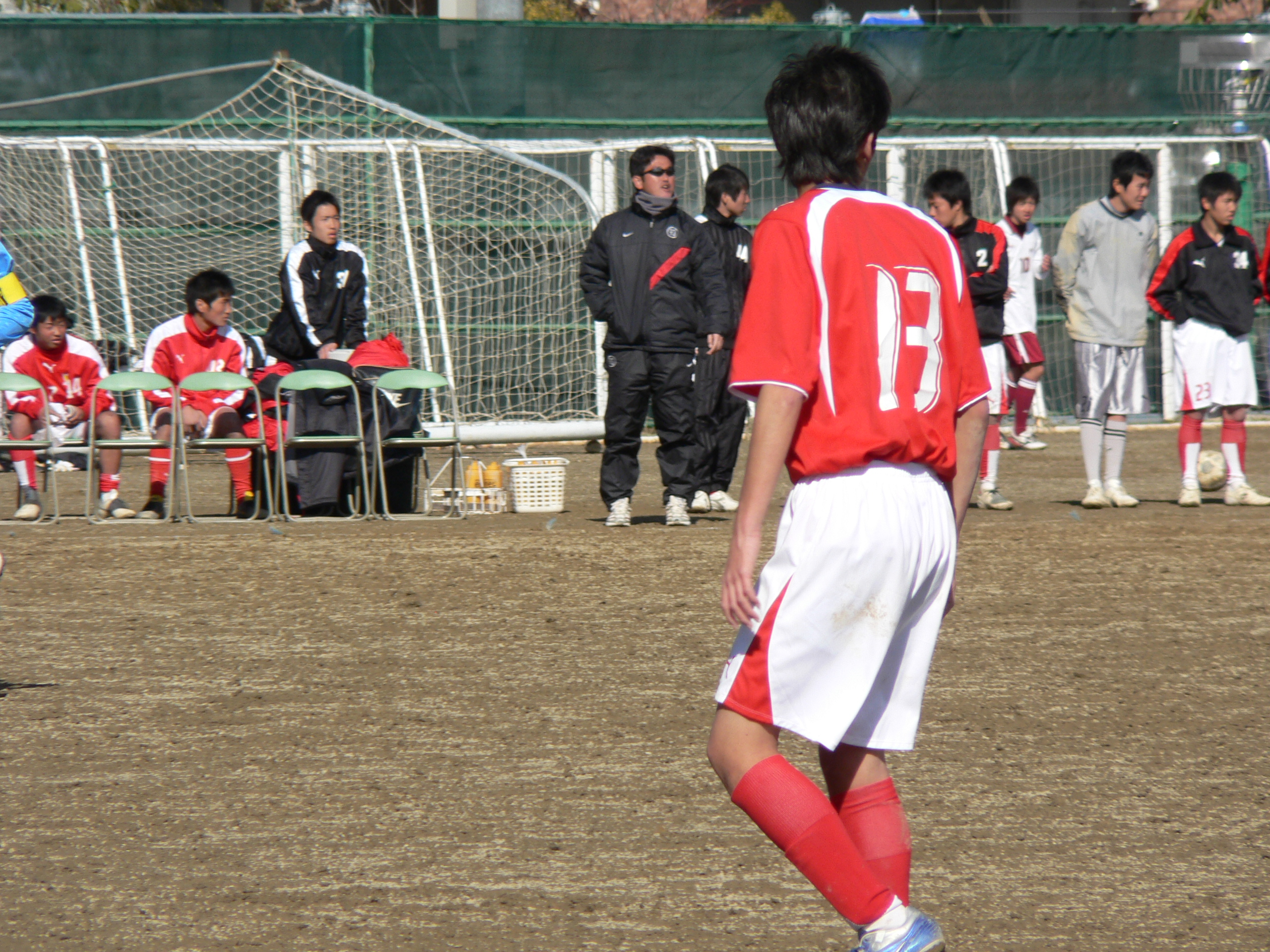 高校サッカー新人大会