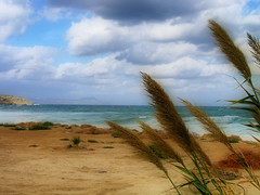 Earth, Sea, Sky... (Theophilos) Tags: sea sky earth greece crete rethymno     artistsoftheyear   oltusfotos