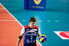 Delecta Bydgoszcz - ZAKSA Kędzierzyn Kożle (maciaz91) Tags: break tie poland plus volleyball bydgoszcz liga bks chemik łuczniczka nikond80 kędzierzyn delecta zaksa kożle