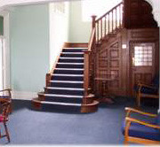 crownlodge stairs