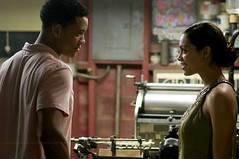 Seven Pounds (sinemabed) Tags: rosariodawson willsmith