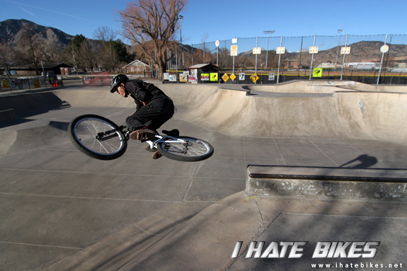 The Boulder Park has a lot of fun hips. Thanks to Tammy D for the photo.