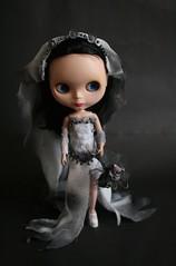 Blythe Chic's Corpse Bride