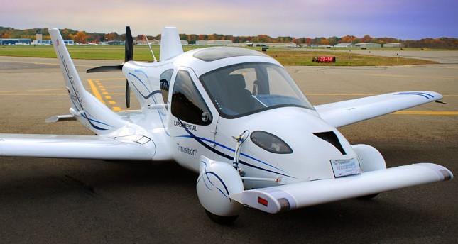 Mobil terbang 2011