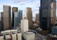 Shiny Downtown (JTContinental) Tags: seattle urban architecture buildings downtown cityscape pfogold jtcontinental pfoisland10 herowinner