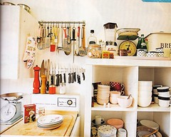 cute kitchen shelves (lorryx3) Tags: inspiration kitchen vintage real living kitsch scan spots realliving