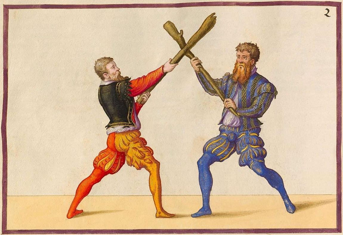 Фехтование в Испании и Португалии
