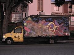 San Francisco Mathematical Graffiti