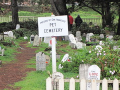 San Francisco Pet Cemetery