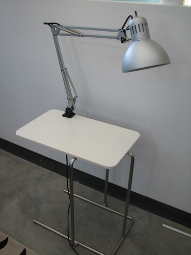 Modern in MN IKEA Hacking Desk Lamps Into Wall Lamps for