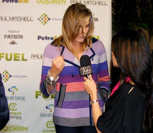 Mariel Hemmingway Interview