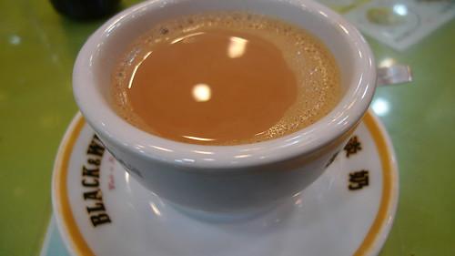 香港コーヒー