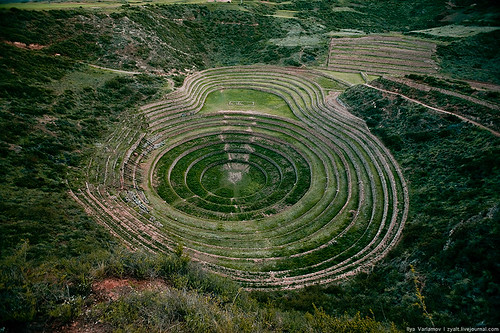 Moray (Inca ruin)