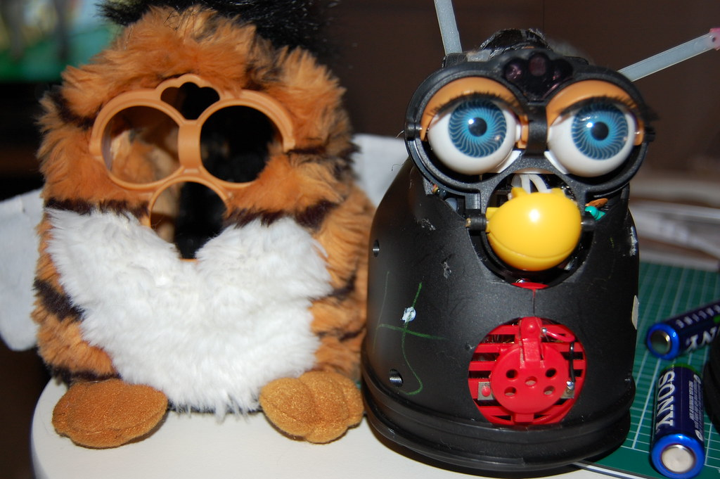 The Worlds Newest Photos Of Furby And Hacking Flickr Hive Mind