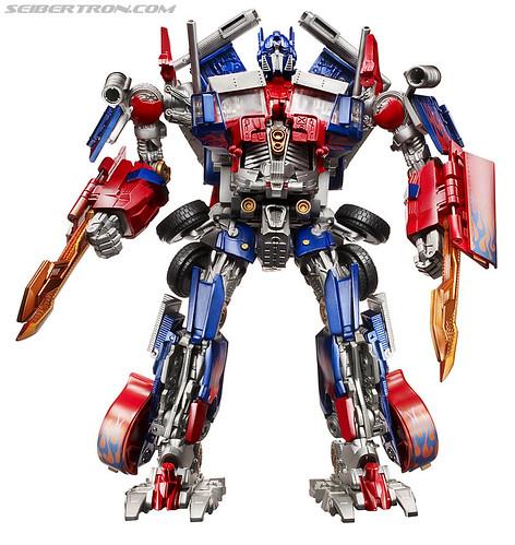 Optimus Prime clase Leader 2009